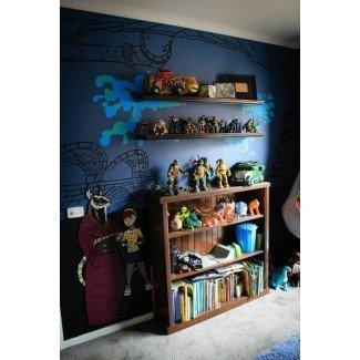 25+ ideas únicas de dormitorio de tortuga Ninja en Pinterest   Ninja