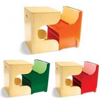 Mesa y silla para niños actividad de juego de niños ...