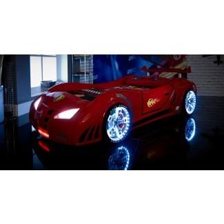 Cama para automóvil Speedster Ventura Race FS ROJO - Cama para el automóvil