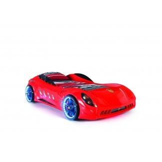 Cama para autos F12 Race - Rojo - Tienda para camas para autos