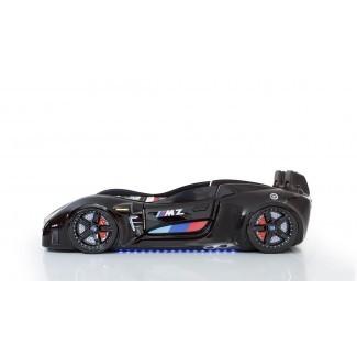 BMW - M Sport Race Car Bed Black - Car