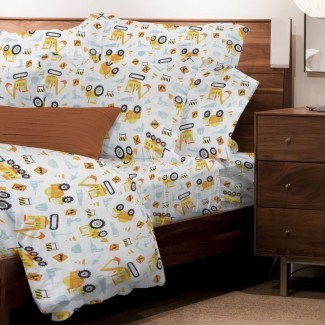 Juego de sábanas nunnally uvenile bajo construcción