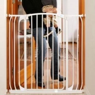 Chelsea Tall Xtra Hallway Swing Gate cerrada Paquete combinado Puerta de seguridad