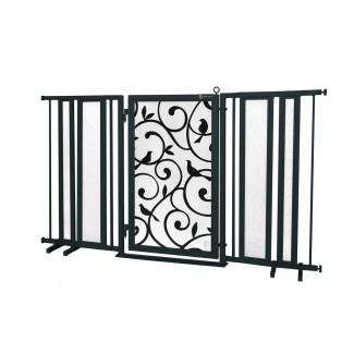 Puerta de seguridad para pájaros