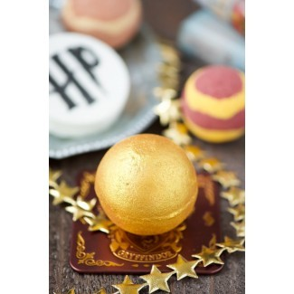 DIY Harry Potter Bath Bombs - A Pumpkin And A
