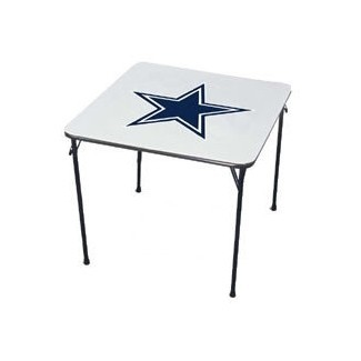 Mesa plegable Dallas Cowboys