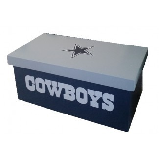 Custom Dallas Cowboy Coffee Table