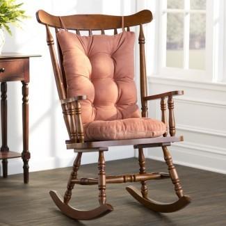 Cojín para silla mecedora Wayfair Basics