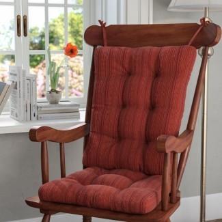 Cojín de silla mecedora universal