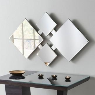 Espejo de pared Art Deco 122x74cm | Espejos exclusivos