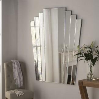Jersey Modern Art Deco Mirror 119 x 119cm | Exclusivo
