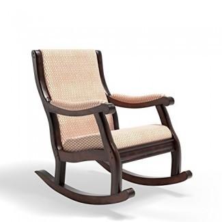 Muebles de América Bernardette Mecedora tapizada