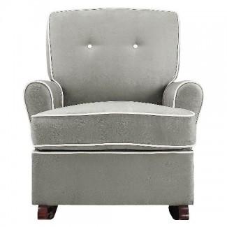 Mecedora tapizada Baby Relax Tinsley: Target