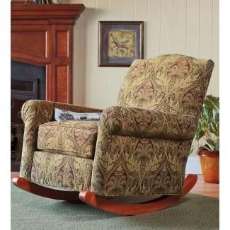 funda tapizada para silla mecedora