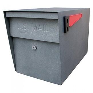 Mail Boss 7106 Buzón de bloqueo de seguridad en la acera