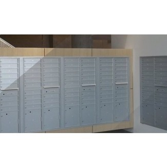 Soluciones de buzón de bloqueo aprobado por USPS | Florence Mailboxes