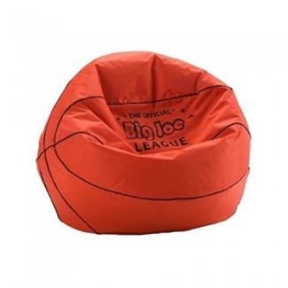 Big Joe Basketball Bean Bag con Smart Max Fabric