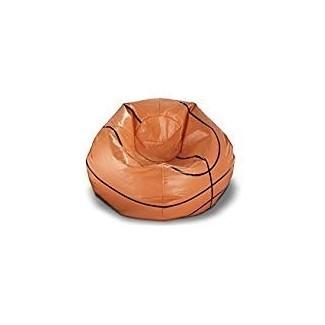 Silla informal de bolsos deportivos de vinilo de 96 pulgadas (baloncesto)