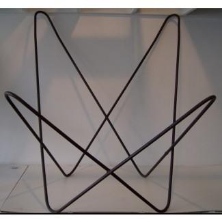 Marco de silla de mariposa