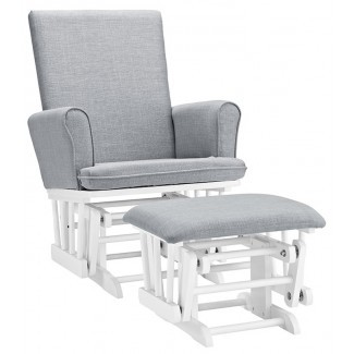 Roth Glider and Ottoman
