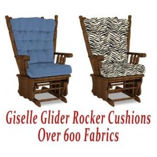 Glider Rocker Cojines para silla Giselle