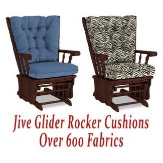 Cojines de rocker Glider para silla Jive