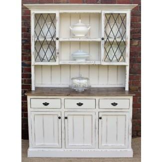 Cocina: gabinetes de cocina Hutch para eficiente y elegante ...