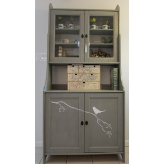 Un gabinete para el rincón de la cocina - Margarete Miller