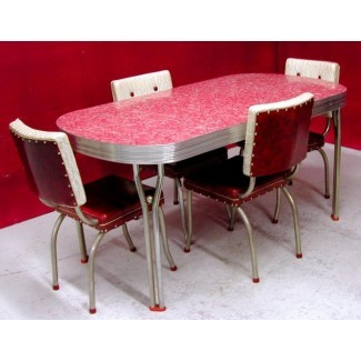 SILLAS DE COMEDOR DE LOS AÑOS 1950 - Cojines y cojines para sillas