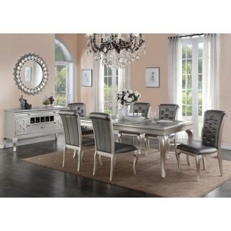 El comedor formal Aurora - Muebles Bestbuy