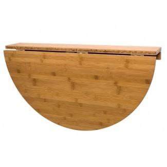 SoBuy® Mesa plegable plegable de hoja abatible, estante de pared ...