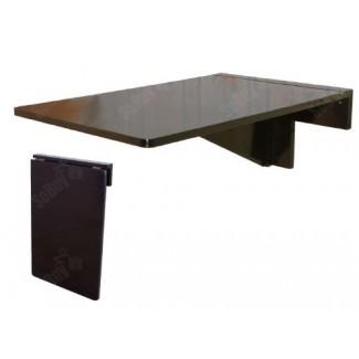 Mesa de hoja abatible de pared, cocina y comedor plegables ...