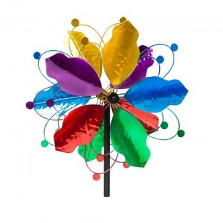 Spinner de viento Bayly Blooms