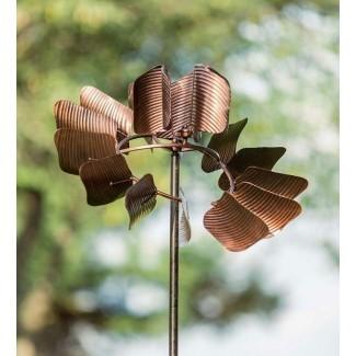 Multi-Action Wind Spinner Rotator