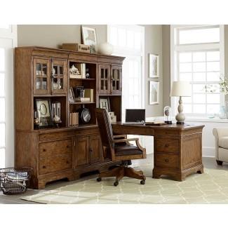 American Attitude Modular Home Office Suite Samuel ...