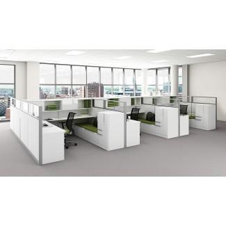 Fabricante de muebles de oficina modulares y proveedores en India