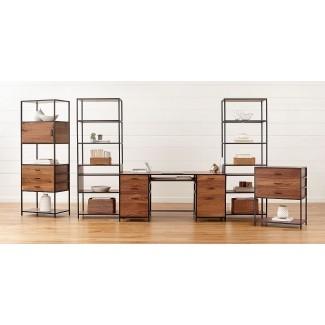 Oficina modular Muebles | Cajón y barril