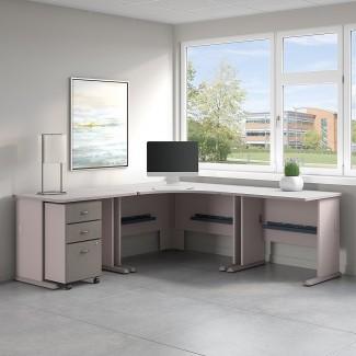10 Genius Muebles de oficina modulares para el hogar - El interior urbano