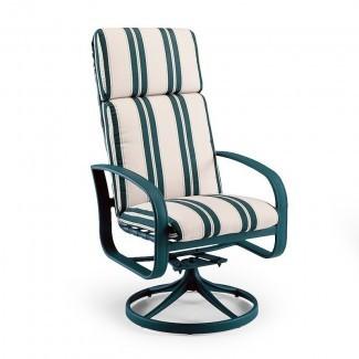 Cojines para silla de patio con respaldo alto