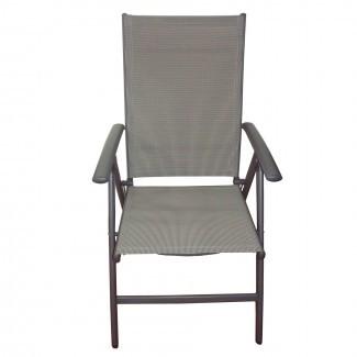Wasatch Imports - Silla reclinable para patio con respaldo alto y comentarios ...