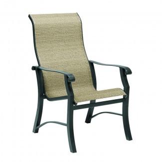 25 increíbles sillas de patio con respaldo alto -