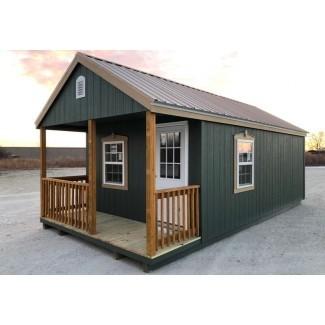 Cobertizo a la casa - 5 cobertizos convertidos en casas>