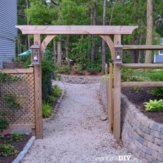 Cubby playhouse, planos de gabinete pdf, diy garden arbor con puerta