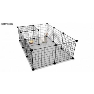 Top 10 conejeras, corrales y jaulas para conejos de interior