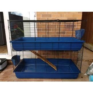 Jaula de conejo interior EXTRA GRANDE | en Birmingham, West ...