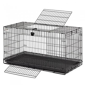 Conejito de interior grande, DIY Ideas de jaula de conejo ...