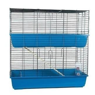 Gran jaula de conejo interior | eBay