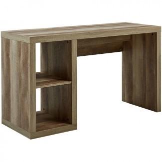 Organizador de almacenamiento Cube Desk Office Weathered Built-in ...