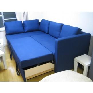 Sofás: Ikea Sofá cama con estilo fresco para que coincida con su