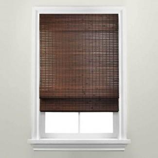 4 consejos para comprar cortinas romanas de bambú